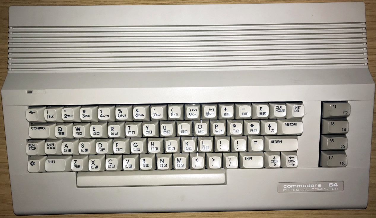 Commodore Hardware Collection